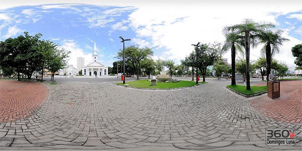 Praça do Parque Amorim