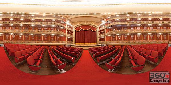 """Teatro de Santa Isabel - Recife - PE (08º03'38.70""""S 34º52'41.14""""W)"""